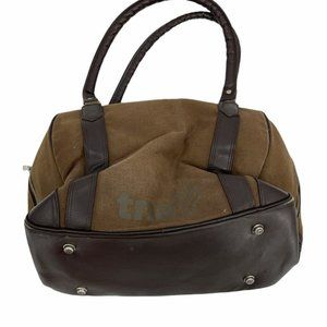 Well loved TNA classic Brown tote bag